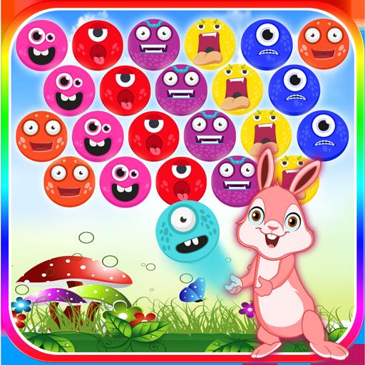 バブルモンスターの衝突 街機 App LOGO-APP試玩