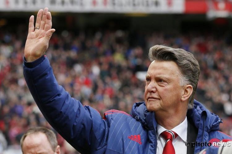 Van Gaal est de retour à la tête des Oranjes !