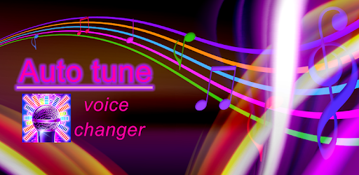 Voice recorder and sound editor with effects to auto tune voice like a celebrity