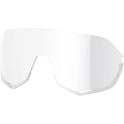 100% S2 Replacement Lens: Clear