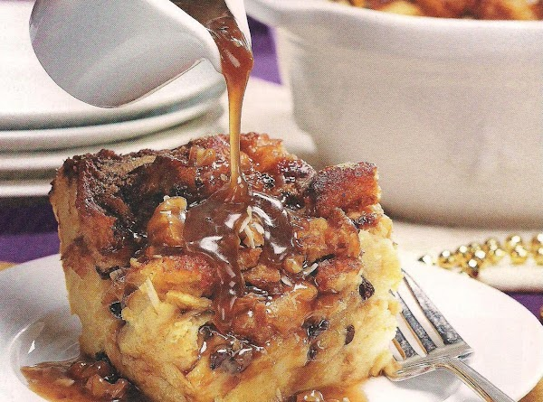 New Orleans Style Bread Pudding With Coconut Prali Recipe