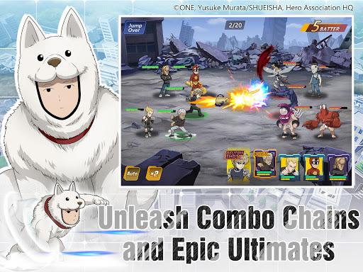One-Punch Man: Road to Hero 2.0 2.0.26 screenshots 21