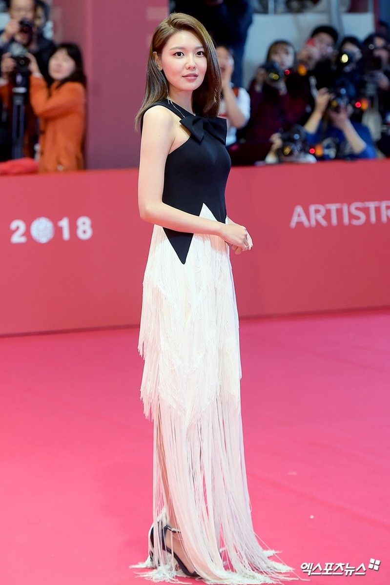 sooyoung gown 13