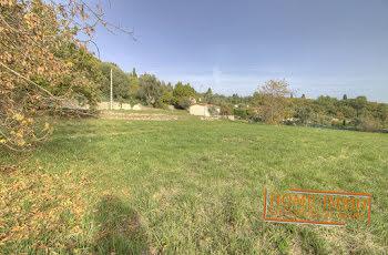 terrain à Châteauneuf-Grasse (06)