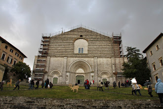 Photo: Eglise de San Fortunato...