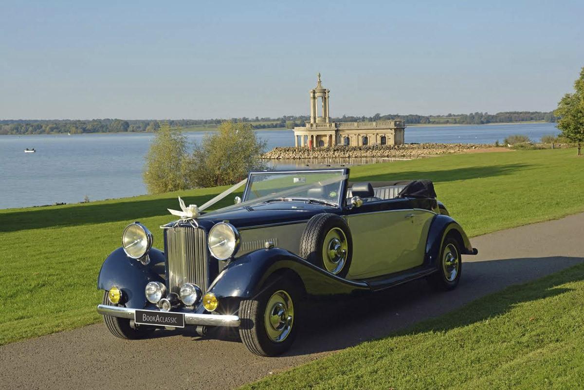 Jaguar Royale Hire Leicestershire