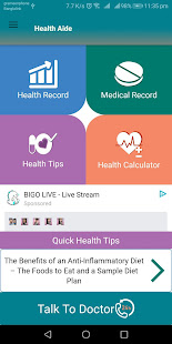 Download Health Aide For Pakistan For PC Windows and Mac apk screenshot 1