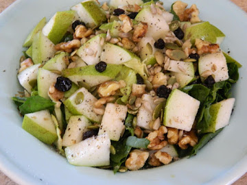 Fruit, Nut And Seed Salad Recipe