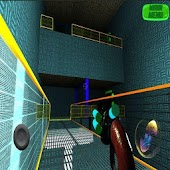 Quantum Wormhole 3D Adventure