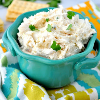 Mom's Holiday Crab Dip