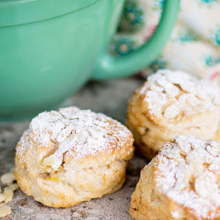 Tropical Pineapple Scones