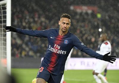 Neymar connaît sa sanction pour avoir insulté un arbitre