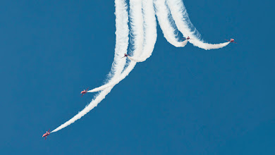 "Photo: ""Red Arrows"""