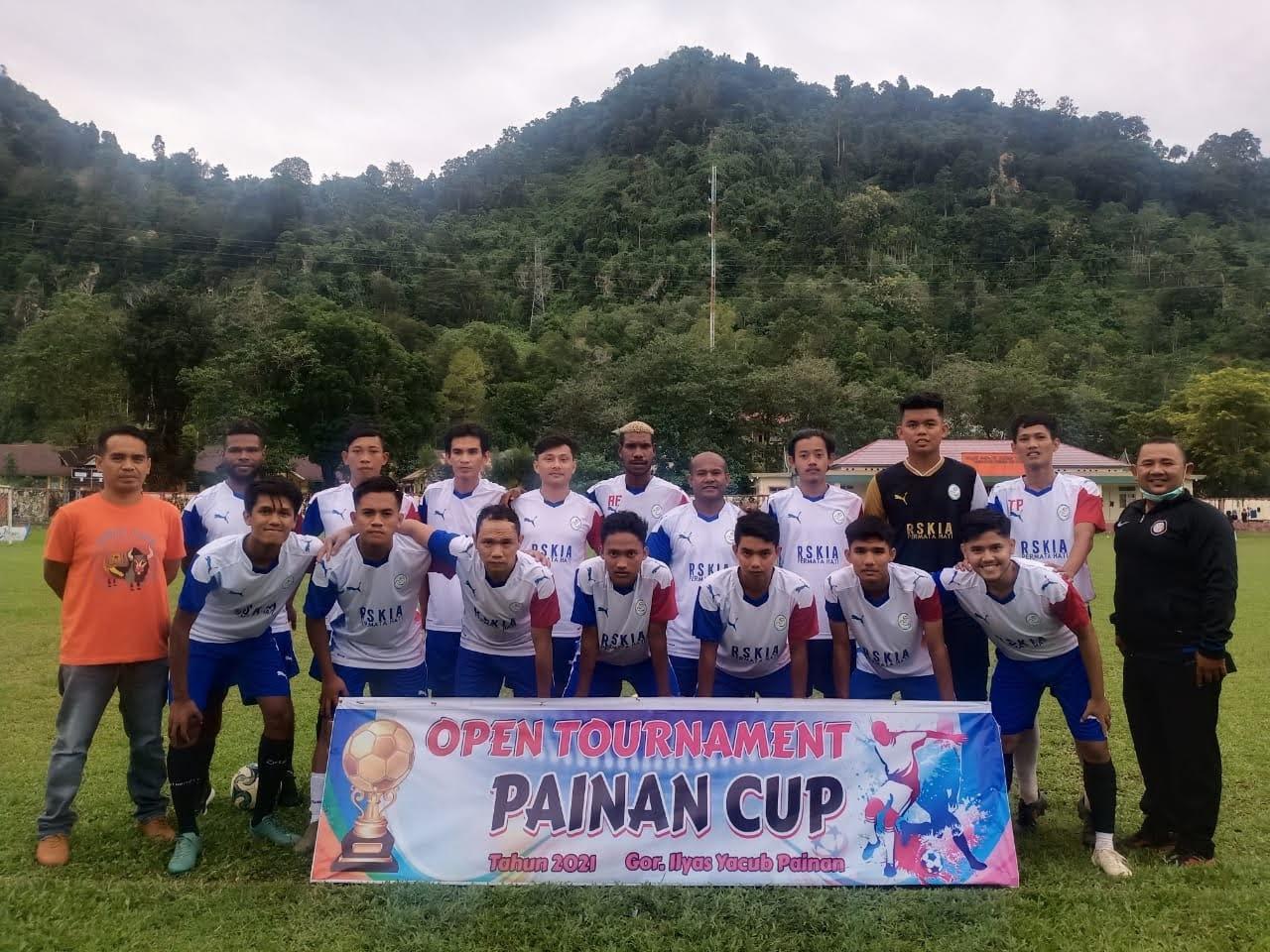 Open Tournamen Sepak Bola Painan Cup 2021, Dihentikan Sementara