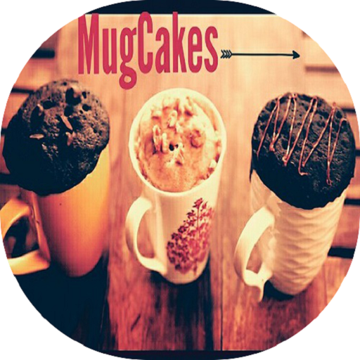 Mug cake recipes two minutes Icons