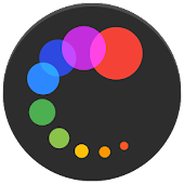 Colors Dark - CM12/12.1 Theme