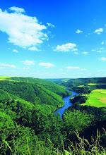 Photo: Blick ins Ourtal © Eifel Tourismus GmbH