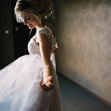 Wedding photographer Anton Sosnin (basssik). Photo of 04.10.2016