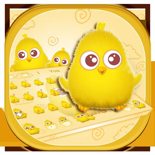 Cute Yellow Bird Theme