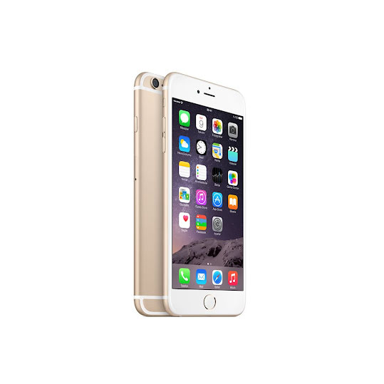 Apple iPhone 6S Plus 16GB Gold (B)