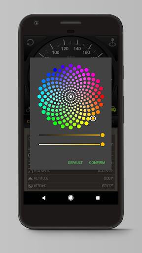 Speedometer GPS screenshot 5
