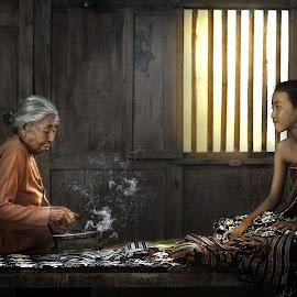 ...Grandma.... by ASEP MAULANA - People Family