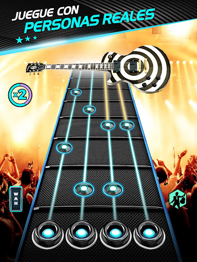 Guitar Band Battle  trampa 7