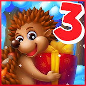 Hedgehog's Adventures 3 for Parents and Kids Free