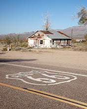 Photo: Get your kicks on Route 66 February 2009