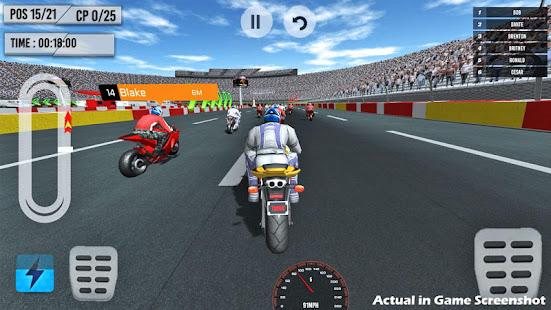 Game Bike Racing 2018 - Extreme Bike Race APK for Windows Phone
