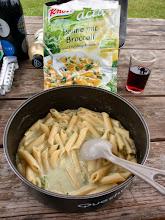 Photo: heute gibt´s Knorr, kann man essen ;-))