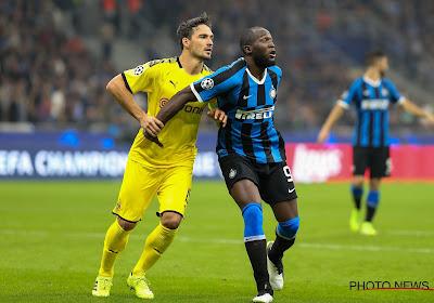 Romelu Lukaku remercie ses coéquipiers pour son intégration réussie à l'Inter