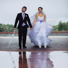 Wedding photographer Yuriy Rudakov (Vitriolvm). Photo of 27.08.2013