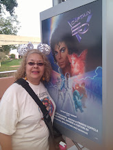Photo: seeing Captain EO again after 30 years. still just as thrilling.