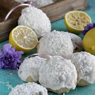 Blueberry Lemon Ricotta Cookies