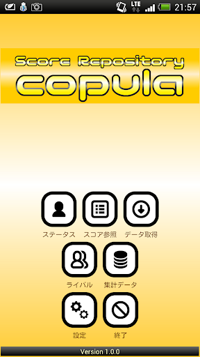 Score Repository copula