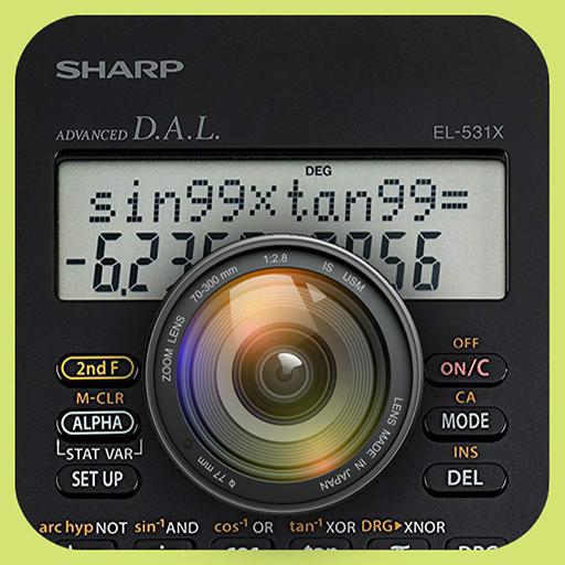 Math Camera fx calculator 991 Solve = taking photo APK Cracked Download