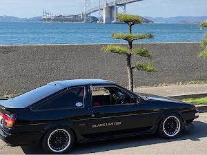 スプリンタートレノ  Black Limitedのカスタム事例画像 Tazuさんの2020年04月09日14:22の投稿