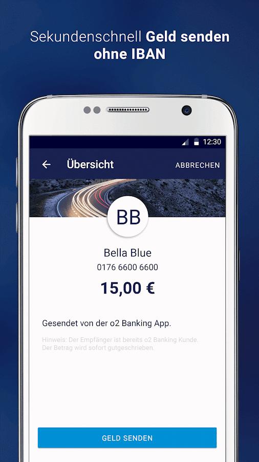 o2 banking kostenloses girokonto mit mastercard android apps auf google play. Black Bedroom Furniture Sets. Home Design Ideas