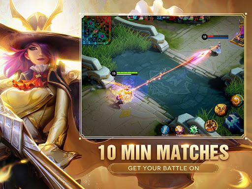 Mobile Legends: Bang Bang screenshots 10