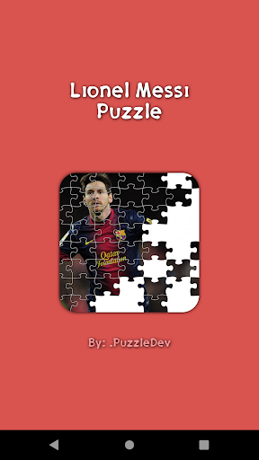 Lionel Messi Game Puzzle android2mod screenshots 1