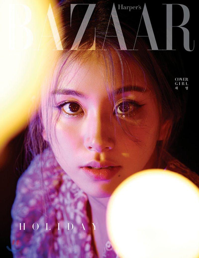 chaeyoung magazine