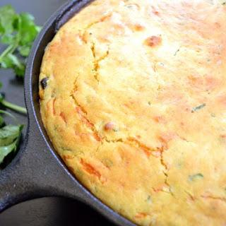 Vegetable Tamale Pie.