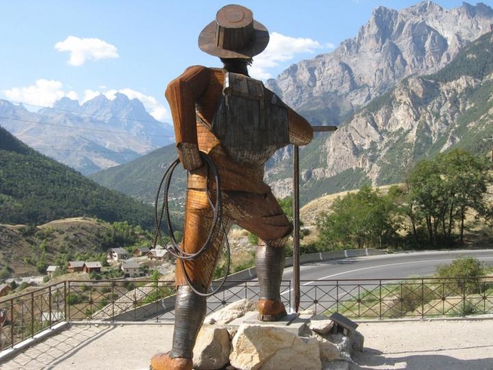 Alle guide alpine di -----