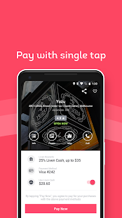 Liven - Eat & Earn- screenshot thumbnail