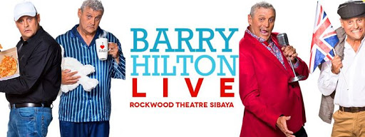 Barry Hilton : Rockwood Theatre Sibaya