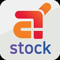 aT stock – 주식증권 시세조회는 에이티스탁 icon