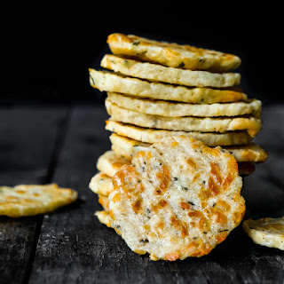 Swiss Cheese Baked Crackers Recipes