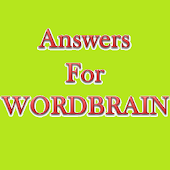 Answers for Wordbrain