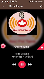 Radio SouthFM - náhled